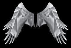 Ailes d'ange Photographie stock libre de droits