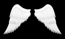 Ailes d'ange illustration de vecteur