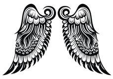 Ailes d'ange illustration libre de droits