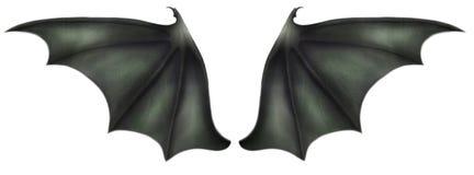 Ailes de dragon Photographie stock libre de droits