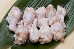 Ailes de poulet Photographie stock libre de droits