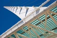 Ailette de pont en cadran solaire Photos libres de droits