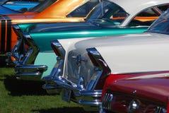 ailettes des années 50 Images libres de droits