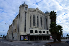 Ailias theatre. In Gold coast royalty free stock image