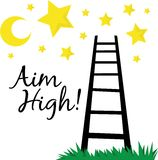 Aim High Stock Images