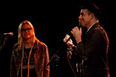 Aimee Mann Royalty Free Stock Photos