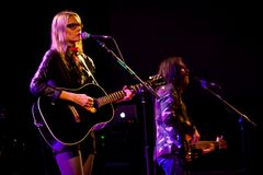 Aimee Mann Stock Images