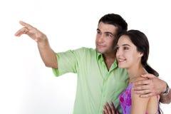 aimer de couples Photo libre de droits