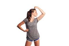 Aimez ces muscles ! Photos libres de droits