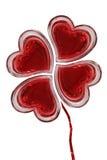 Aimez la fleur Photo libre de droits