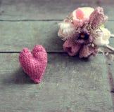 Aimez le fond, Saint Valentin, fête des mères, diy Photos libres de droits