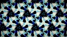 Aimez le papier peint bleu et blanc de coeur de couleur de modèle Photographie stock