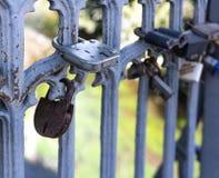 Aimez les blocages Photos libres de droits