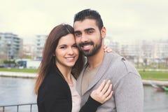 Aimez les couples Image stock