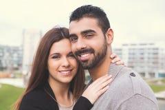 Aimez les couples Images stock