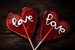Aimez les couples Image libre de droits
