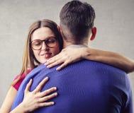 Aimez les couples Photos stock