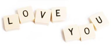 Aimez-vous ! Photos libres de droits