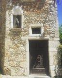 Ain Франции города деревни Perouges médiéval старое стоковые изображения