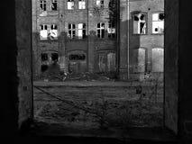 Ain& x27 da opinião da parede; janelas de t fotografia de stock royalty free