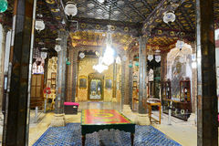 Aina Mahal in Bhuj Stock Afbeelding