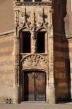 Ainay-le-Vieil castelo Imagens de Stock