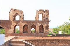 Aincent arquea y arruina el bijapur Karnataka la India fotos de archivo libres de regalías