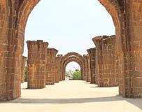 Aincent arquea y arruina el bijapur Karnataka la India fotografía de archivo libre de regalías