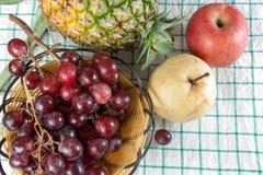 Ainda frutas da vida Fotografia de Stock Royalty Free