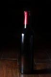 Ainda garrafa de vinho da vida Fotografia de Stock Royalty Free