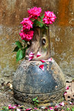 Ainda trabalhos duma vida, rosas vermelhas. Imagens de Stock