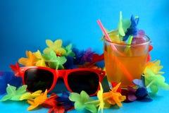 Ainda vida com óculos de sol Fotos de Stock