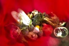 Ainda vida com aguacates e outros vegetais 17 foto de stock