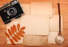 Do vintage vida ainda fotografia de stock