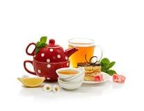 Ainda-vida com café da manhã Foto de Stock Royalty Free