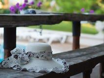 Ainda vida com chapéu Fotografia de Stock Royalty Free