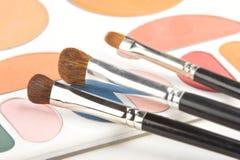 Ainda vida com cosméticos Fotos de Stock Royalty Free