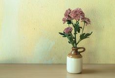 Ainda vida com flor Fotografia de Stock