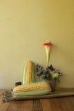 Ainda vida com flor Foto de Stock Royalty Free