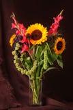 Ainda vida com flores imagens de stock royalty free
