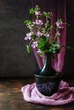 Ainda-vida com flores Imagem de Stock