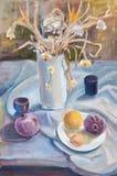 Flores secas Imagem de Stock Royalty Free