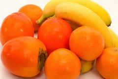 Ainda vida com fruta Imagem de Stock Royalty Free