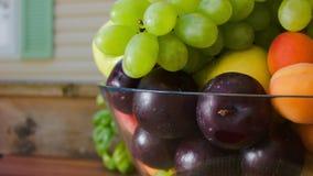 Ainda vida com fruta filme
