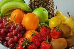 Ainda vida com frutas Imagem de Stock Royalty Free