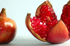 Ainda vida com frutas Fotos de Stock Royalty Free