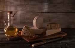 Ainda vida com queijo foto de stock royalty free