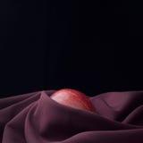 Ainda vida com uma maçã Foto de Stock Royalty Free