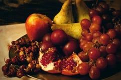 Ainda vida das frutas Fotografia de Stock Royalty Free