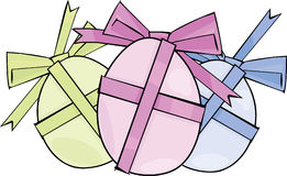 Ainda-vida de Easter Imagens de Stock